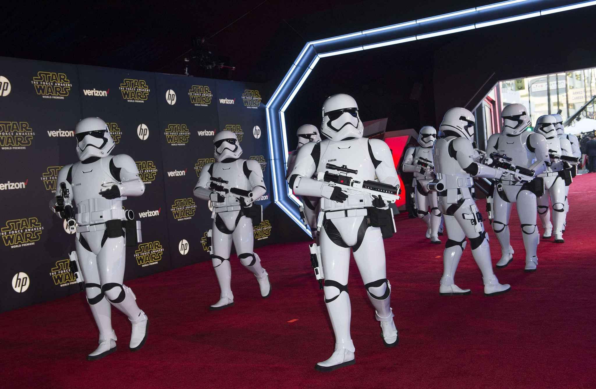Demain, des milices Star Wars dans nos salles de cinéma ?