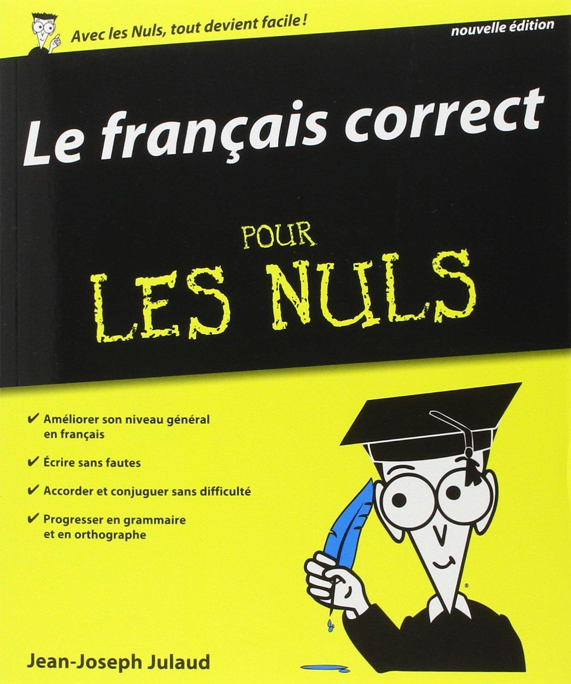 le français pour les nuls